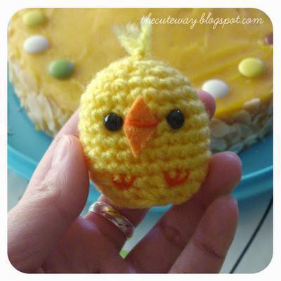 Pollito de Pascua