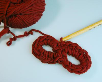 Antifaz a crochet