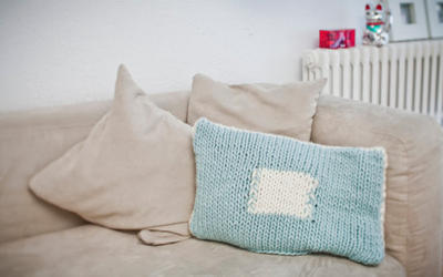 Nigiri Cushion Knitting kit