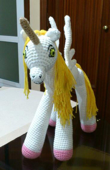 Patrones de unicornio - donpatron
