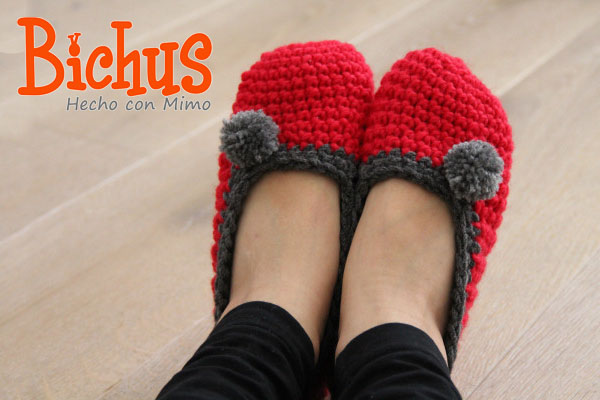 Easy Slippers - Pantuflas superfaciles