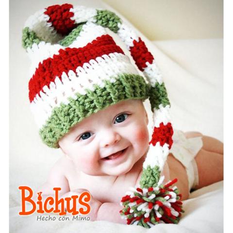 Elfo Amigurumi Tutorial Natale - Elf Crochet Christmas - Elfo Crochet -  YouTube | 480x480
