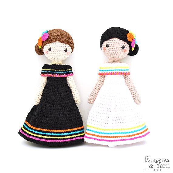 Patrones de muñeca | donpatron