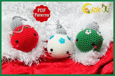 Duende amigurumi para Navidad {FREE PATTERN} (con imágenes ...   267x400