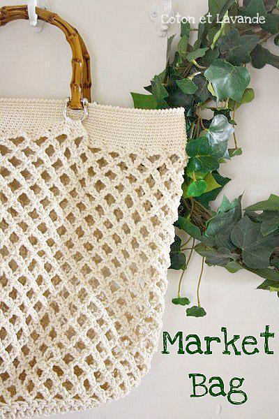 Tutorial Market Bag