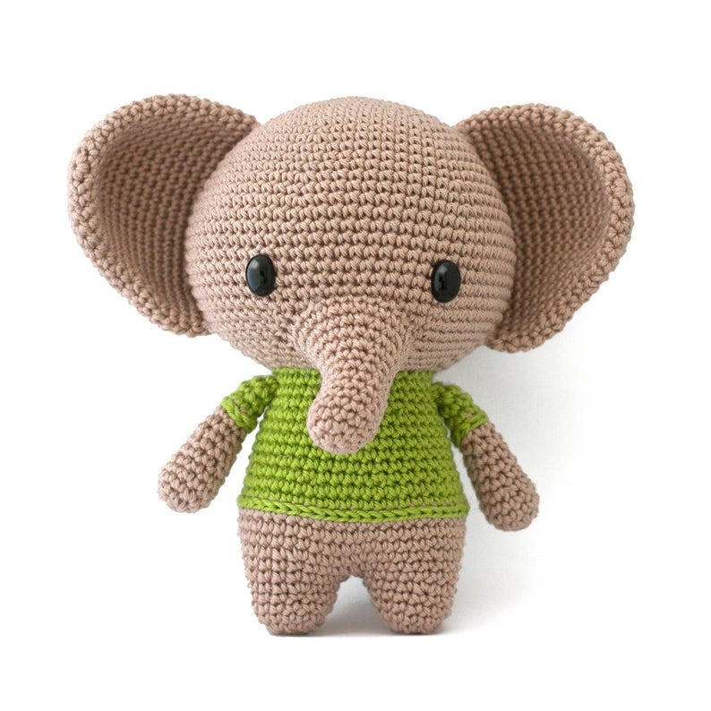Free Elephant Crochet pattern (Free Amigurumi Patterns) | Patrones ... | 794x794