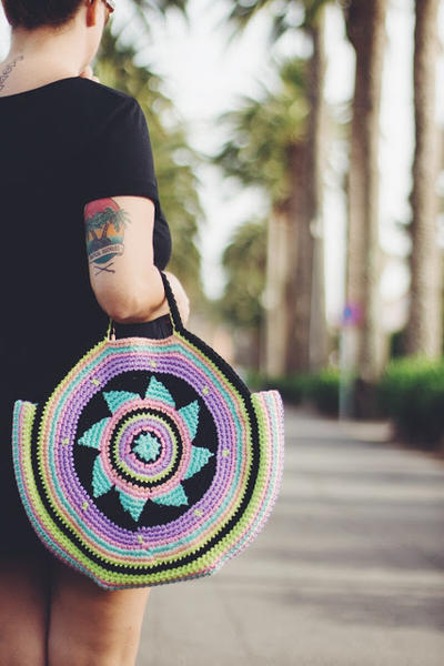 Bolsa veraniega de The Wool Loop