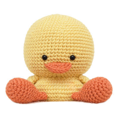 Henry the Duck Patito Amigurumi