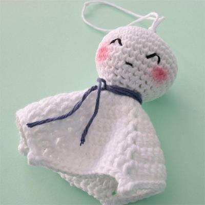 Amigurumi anime style doll. Kawaii crochet. (Inspiration ...   400x400