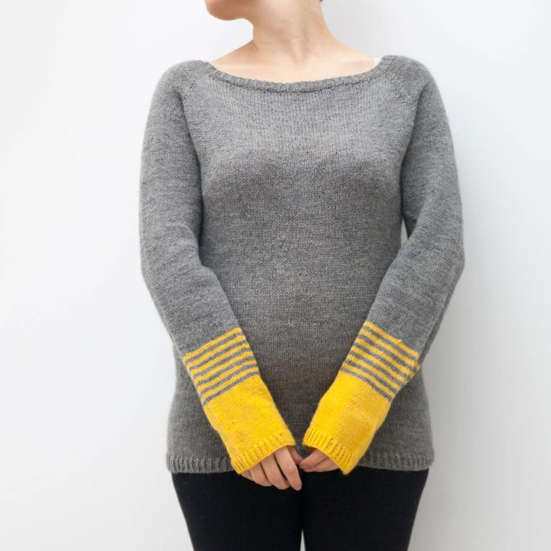russels Sweater Knitting Pattern