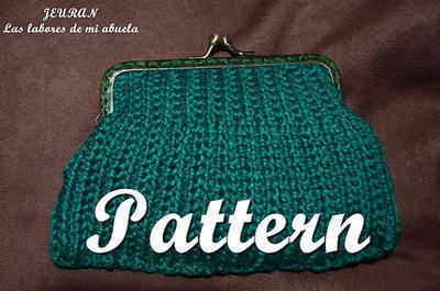 Patrones De Monedero Llavero Donpatron - Monedero-crochet-patron