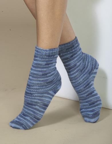 Aprende a hacer unos calcetines