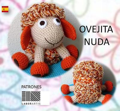 Popcorn stitch Ovejas tejidas a crochet (amigurumi) Parte 1 ... | 371x400
