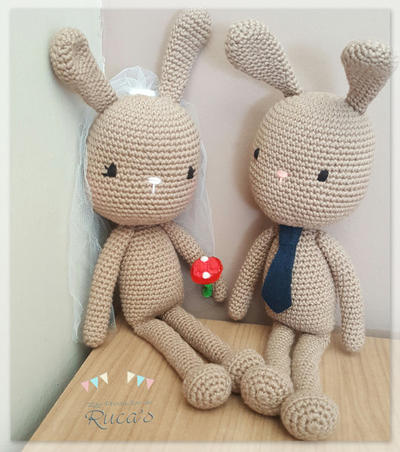 Patrones de conejo - donpatron