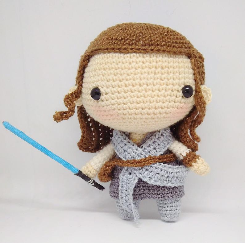 Patrón Rey Crochet Amigurumi