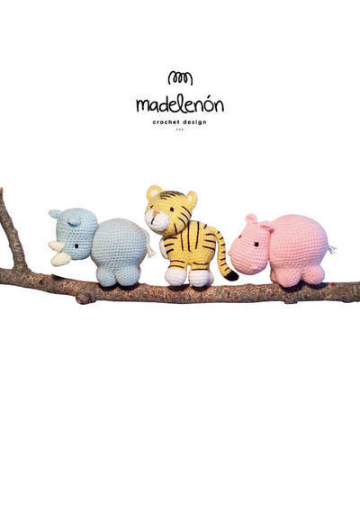 Madelenon's patterns - Amigurumipatterns.net | 566x400