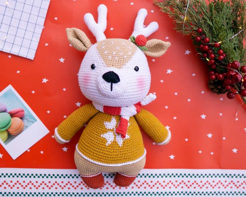 Lo mejor de la Navidad en Crochet !! | Otakulandia.es | 635x794