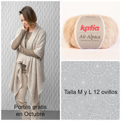 Kit chaqueta color 200 tallas M, L, XL y XXL