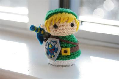 Link de The Legend of Zelda