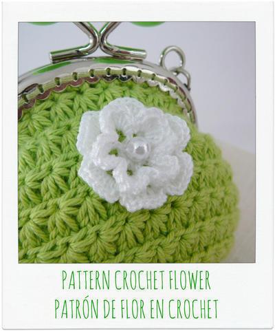 Flores Ganchillo. Perfect Claveles De Ganchillo Flores De Crochet ...