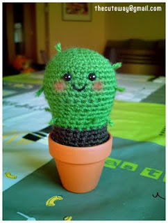 Cactus by The Cute Way