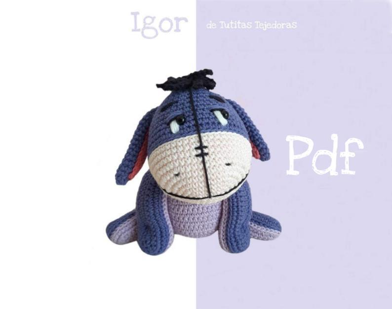 Crochet pattern Rabbit | Muñecos de ganchillo, Ganchillo amigurumi ... | 626x794