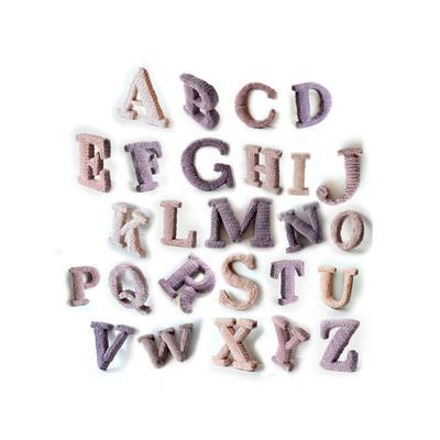 Patrones de letras - donpatron