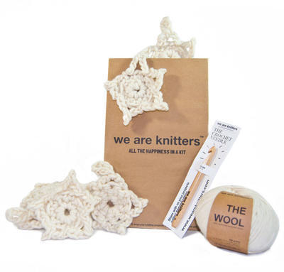 Falling Stars Knitting kit