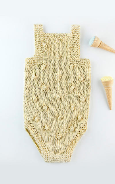 Gretel onesie knitting kit